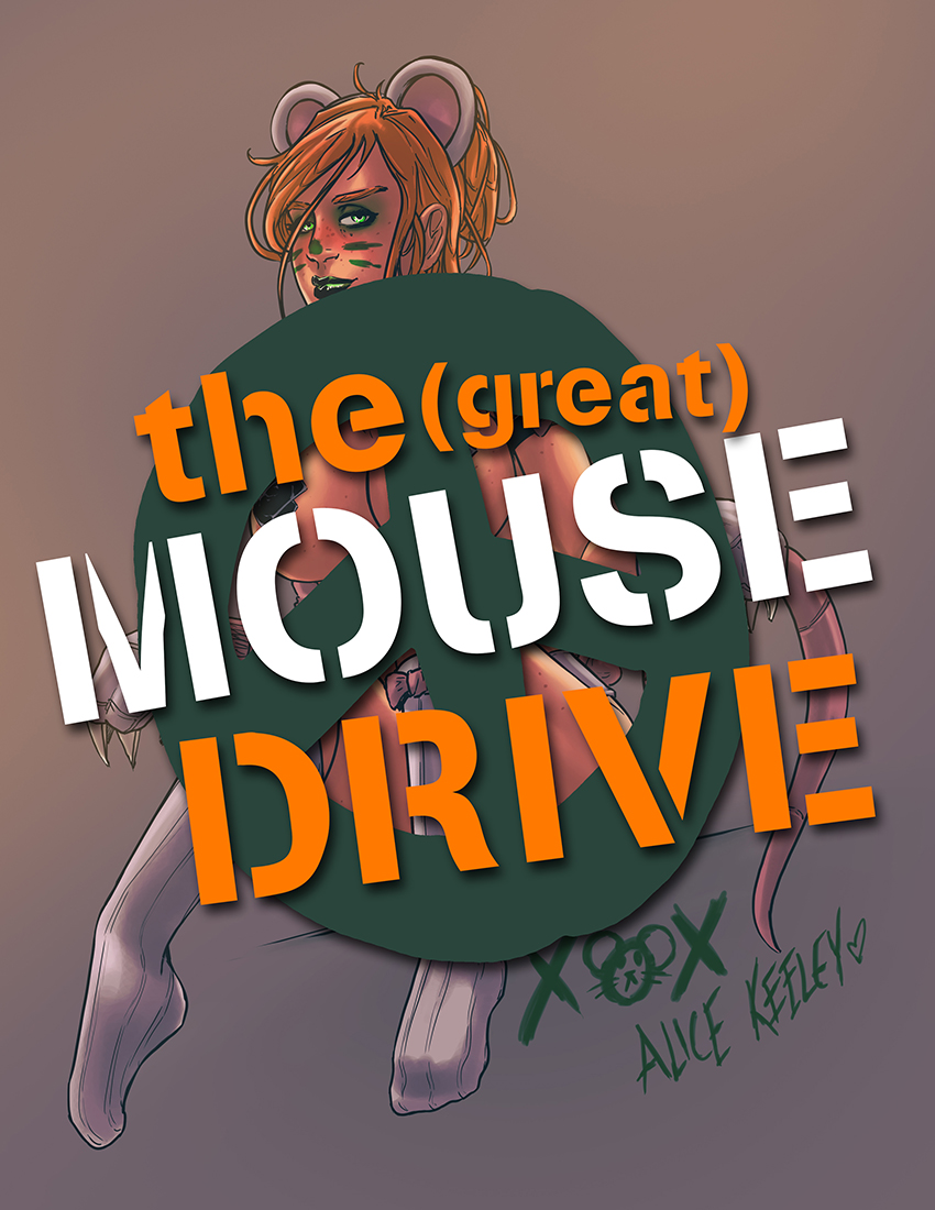 The Great Mouse Drive
