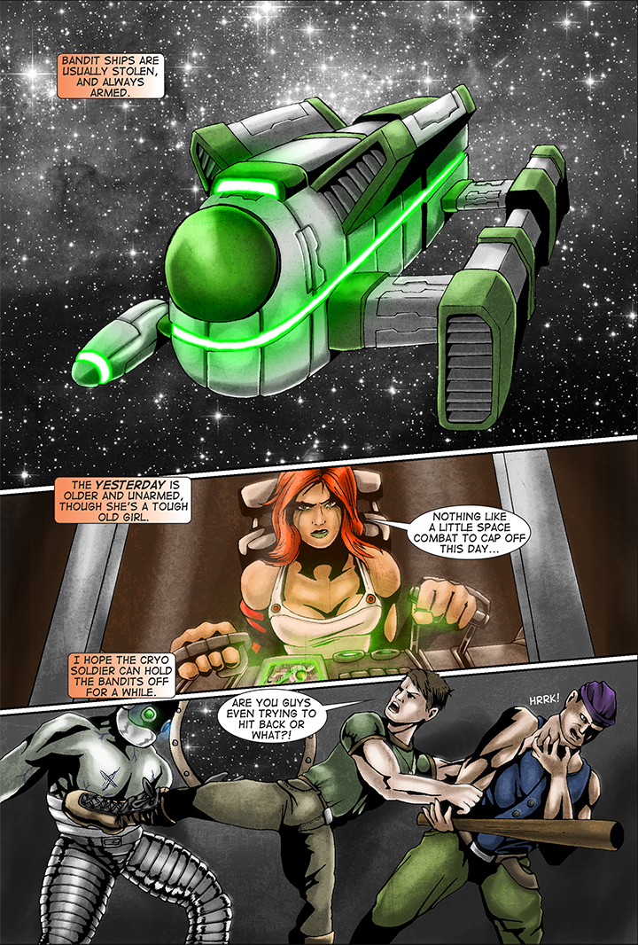 The Pilot - Page 15