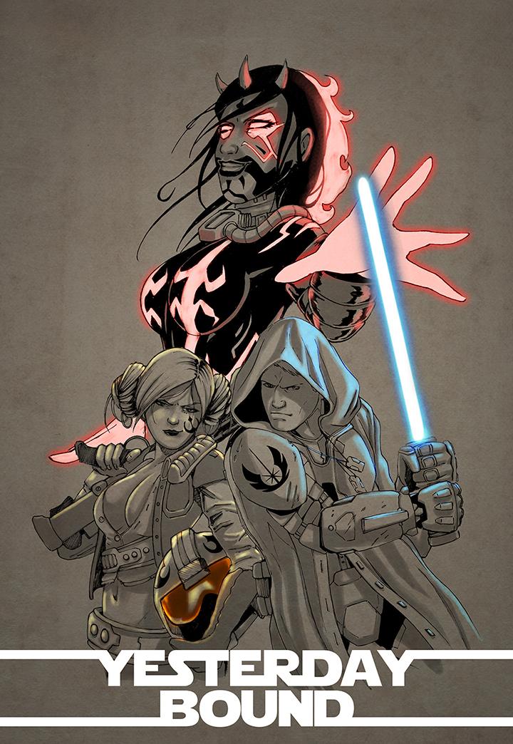 Artwork - Star Wars Halloween